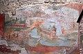 Casa della fontana piccola, cortile con affreschi e fontana mosaicata 07.jpg