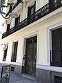 Casa natal de Ortega y Gasset en Madrid 02.jpg