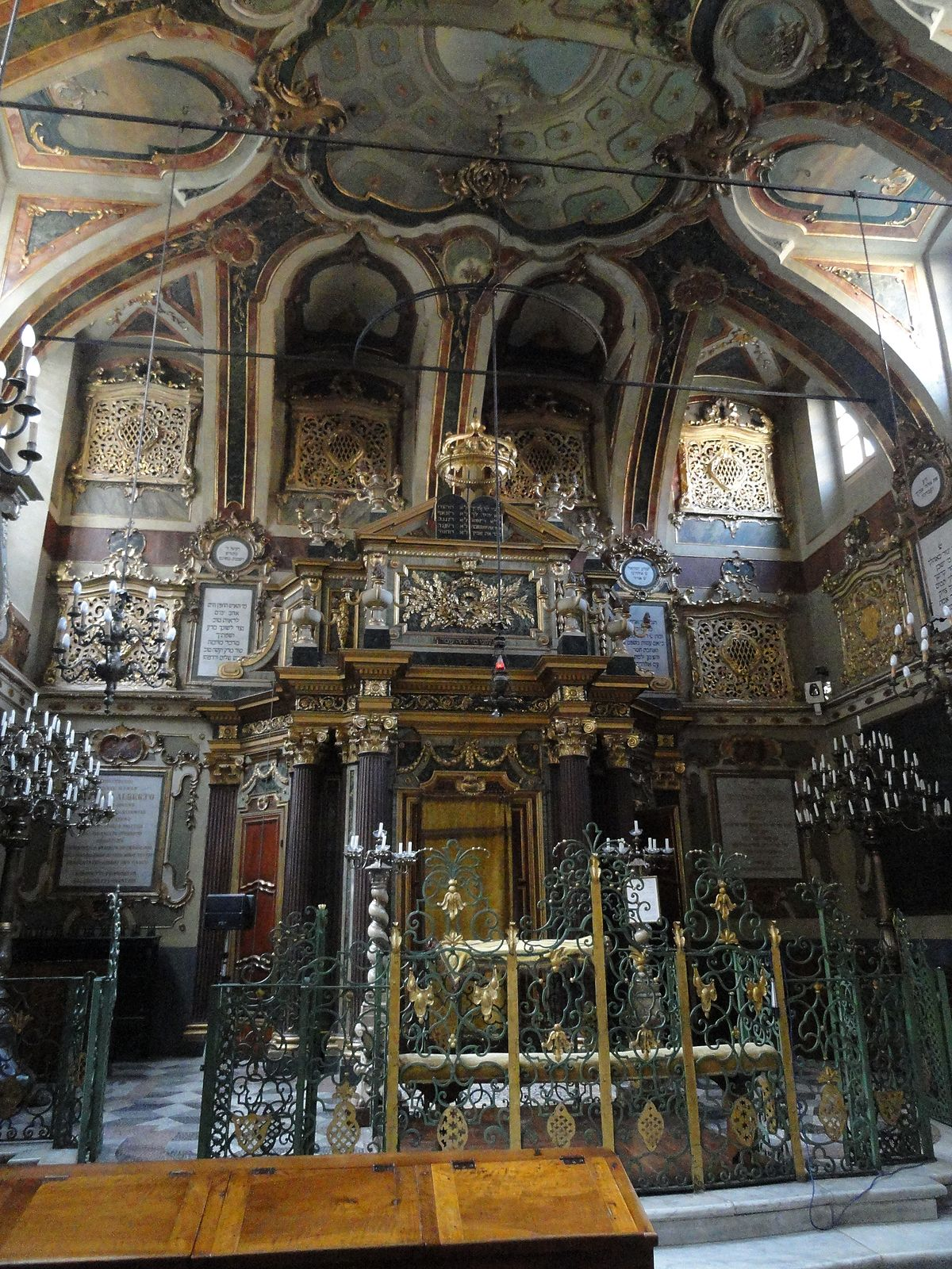 synagogue de casale monferrato wikip dia. Black Bedroom Furniture Sets. Home Design Ideas