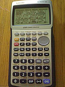3e1041f692e7 Casio 9860 series - Wikipedia