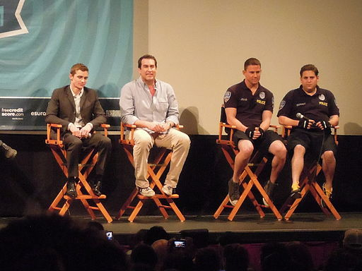 Cast of 21 Jump Street (March 2012)