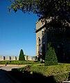 Castell de Xàtiva, jardí de la plaça d'armes.JPG