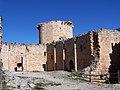 Castillo de Mesones, plaza de armas..JPG