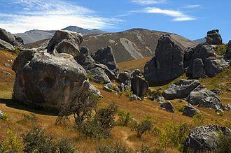Castle Hill, New Zealand - Castle Hill