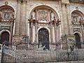 Catedral de Malaga en Navidad.JPG