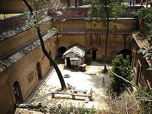 Yaodong - Cave dwelling – courtyard