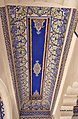 Ceiling at Collection of swings for royal kids at Mehrangarh Fort Museum 1.jpg