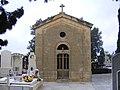 Cemetery Chapel Triq Duramblat Mosta Malta 2.jpg