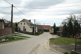 Center of Chlumek, Žďár nad Sázavou District.jpg