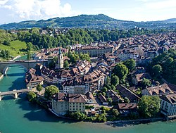 Central Bern from north.jpg
