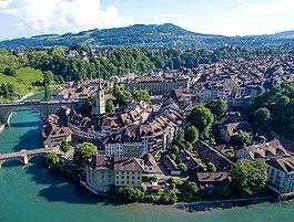 Luftaufnahme der Altstadt