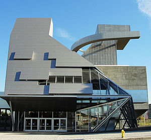 Los Angeles Unified School District - The High School of Performing Arts opened in 2009