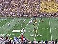 Central Michigan vs. Michigan football 2013 05 (Michigan on offense).jpg