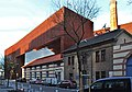 Centre for the Documentation of the Art of Tadeusz Kantor Cricoteka (S), 2-4 Nadwislanska street, Podgórze, Krakow, Poland.jpg