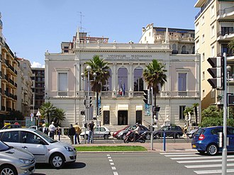 University of Nice Sophia Antipolis - University Center.
