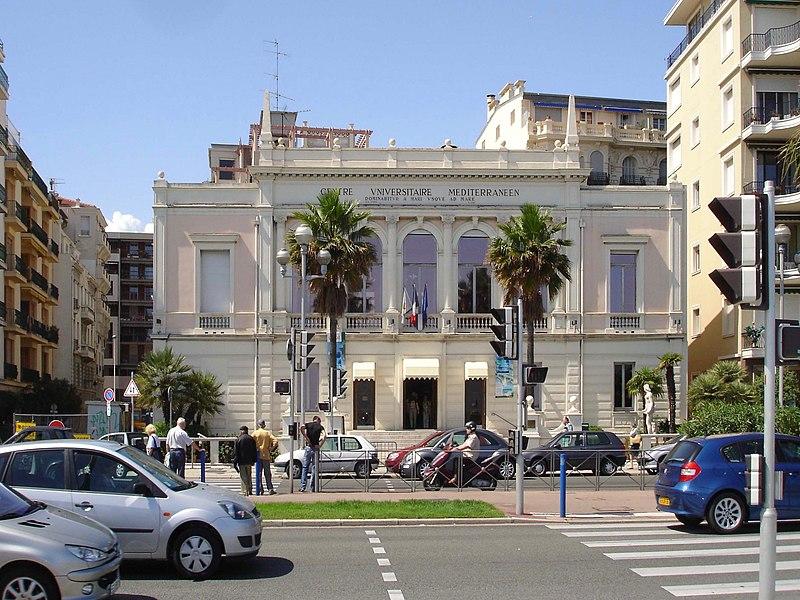 File:Centre universitaire mediterraneen.jpg