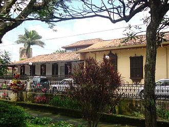 Heredia Province - Centre of Heredia.