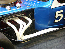 Exhaust manifold - Wikipedia