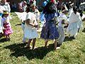 Ceremonia azteca de bienvenida a la primavera en Ayahualulco, Veracruz, México. 13.jpg