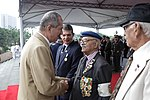 Cerimônia da Imposição da Medalha da Vitória e comemoração do Dia da Vitória, no Monumento Nacional aos Mortos da 2ª Guerra Mundial (26885933406).jpg