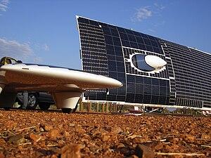 Blue Sky Solar Racing - Cerulean, 5th generation car