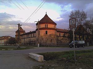 Ineu - Image: Cetatea Ineului