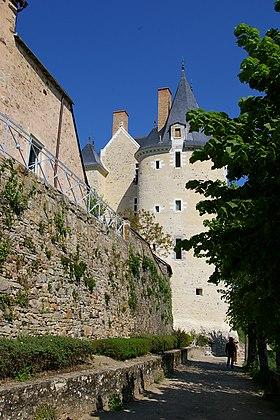 Château de Sainte-Suzanne (Mayenne)