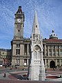 Chamberlain Memorial and Square - geograph.org.uk - 556591.jpg