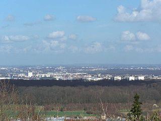 Achères, Yvelines Commune in Île-de-France, France