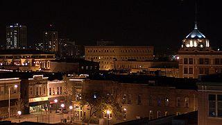 Champaign–Urbana metropolitan area MSA in Illinois, United States