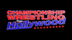 Championship Wrestling from Hollywood - CWFH logo since 2014