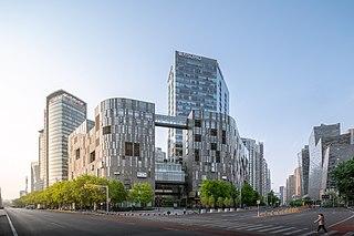 SOHO China Office real-estate developer in China