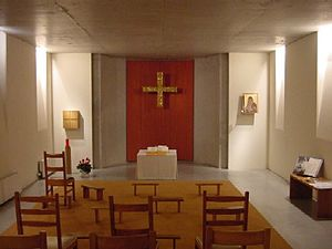 Chapel of the Resurrection, Brussels