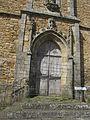 Chapelle Notre-Dame-de-Lourdes d'Auray - portail.JPG