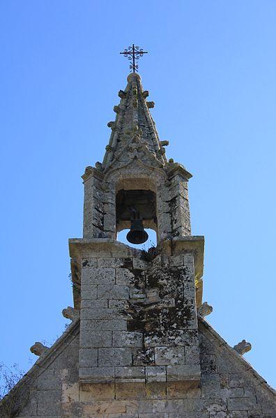 Chapelle de la Trinité (Plumergat): clocher