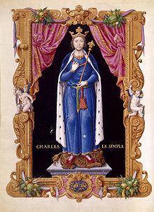 vaste gamme de promotion vente énorme Charles III le Simple — Wikipédia