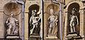 Charleville-Mézières - les 4 statues de la rue de la République - Photo Francis Neuvens lesardennesvuesdusol.fotoloft.fr.jpg