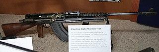 Charlton Automatic Rifle automatic rifle