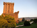 Chaves castle at sunset (5716645273).jpg