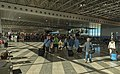 Check-in area at Malpensa Airport, morning.jpg