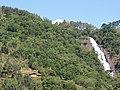 Chegando a cachoeira pela estrada da Padroeira a vista é deslumbrante . - panoramio.jpg