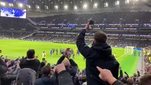 File:Chelsea fans chanting at Tottenham stadium.webm