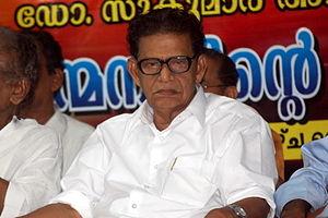 Kerala Sahitya Akademi Award for Humour - Image: Chemmanam Chacko