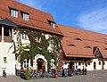 Chemnitz-Klaffenbach, Schloss, die Gaststube Torwache.JPG