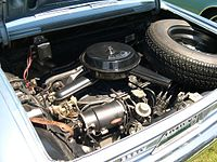 Chevrolet Corvair Engine 164 | RM.