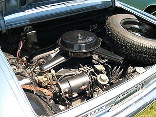 Chevrolet Turbo-Air 6 engine Motor vehicle engine