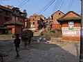 Chhangu Narayan village, Nepal.JPG