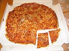 Chicago Style Pizza Wikipedia