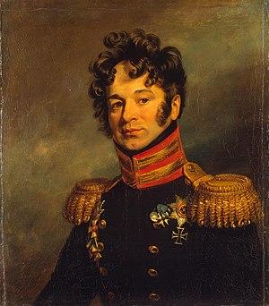 Pyotr Aleksandrovich Chicherin