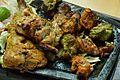 Chicken Tandoori Sizzler - Kabab Company - Kolkata 2015-11-01 6811.JPG